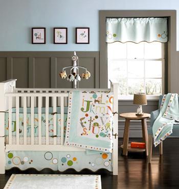 Bebek Odası Tekstil Fikirleri