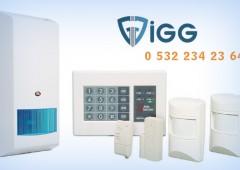 Ev için kablosuz hırsız alarm sistemleri