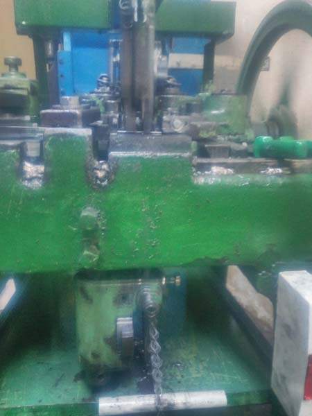 Floresan Askı Asma Zinciri Makinesi